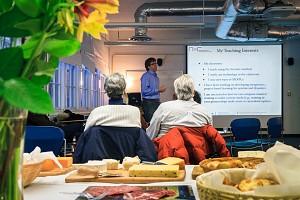 Consulting, Coaching, Teaching, Training & Facilitating